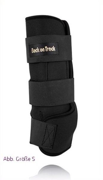 Gera Western Knee Boot Karpalgelenkschoner rechts oder links unisize blau NEU