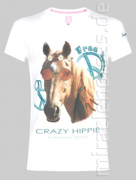 Imperial Riding T-Shirt Hippie Horse