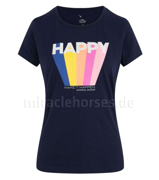 Imperial Riding Retro T-Shirt Happy Magic