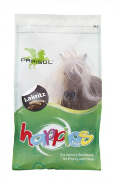 Parisol happies Lakritz Leckerlis, 1 kg