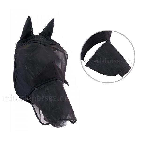 Horse Guard Anti-UV Fliegenmaske Complete