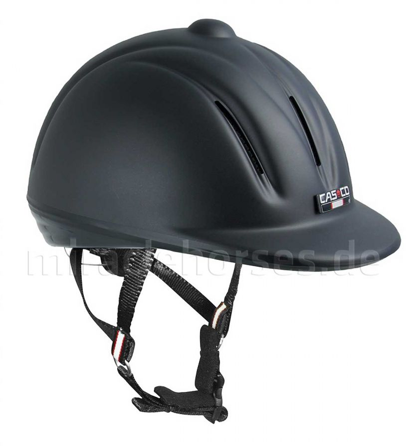 Casco Youngster Reithelm VG 1.01 schwarz