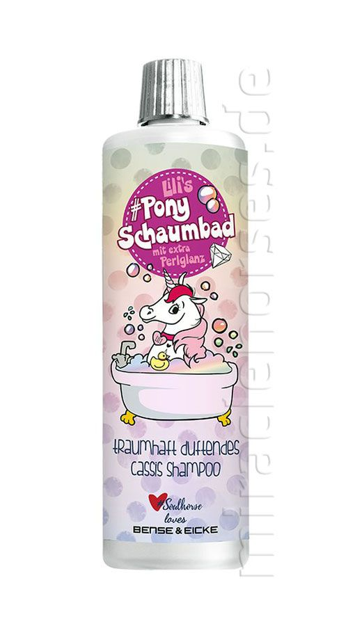 #Soulhorse loves B&E - Lili's #Ponyschaumbad, 500 ml